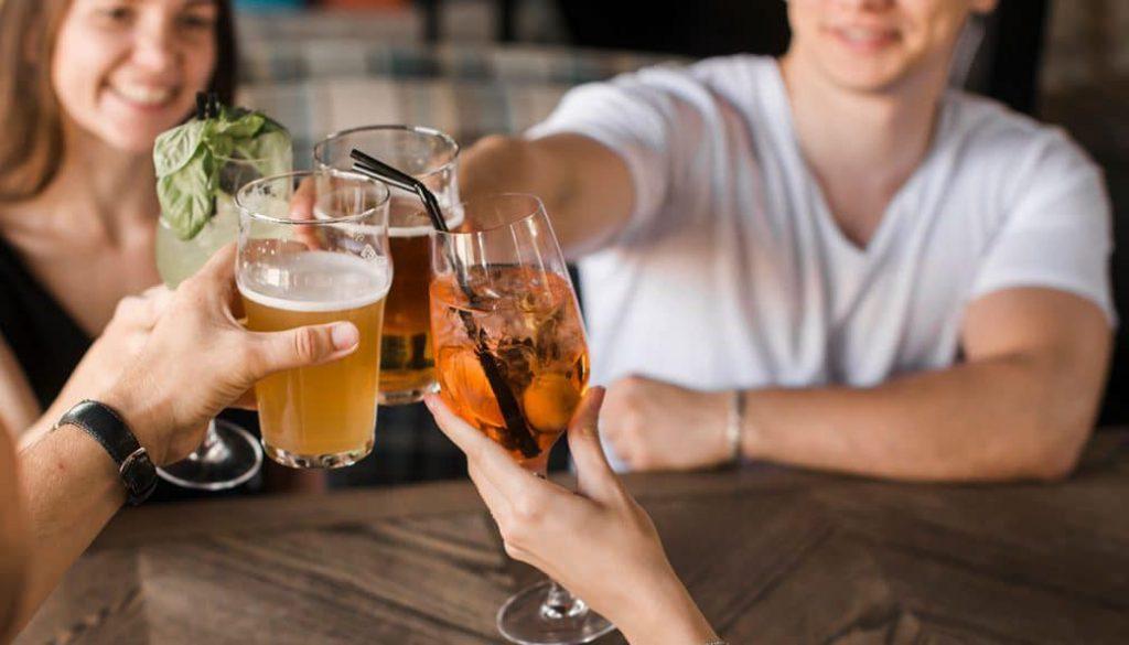 กินเบียร์-ริดสีดวง